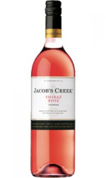JACOBS CREEK - Shiraz Rose 2008