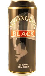 STRONGBOW - Black