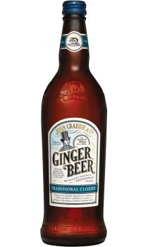 Crabbies - Alcoholic Ginger Beer