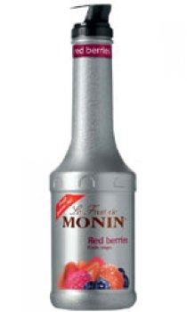 Monin - Red Berries Puree