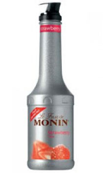 Monin - Strawberry Puree