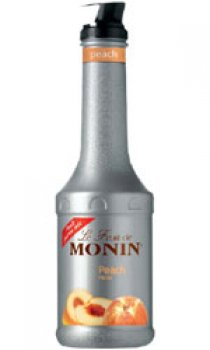 Monin - Peach Puree