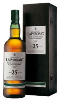 Laphroaig - 25 Year Old Cask Strength