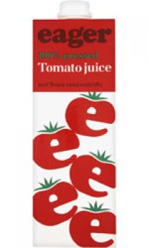 Eager Drinks - Tomato Juice