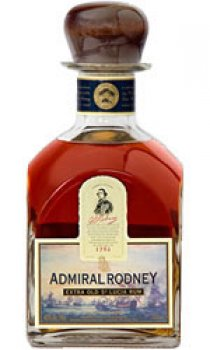 Admiral Rodney - Extra Old Rum