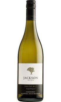 Jackson Estate - Shelter Belt Chardonnay 2012