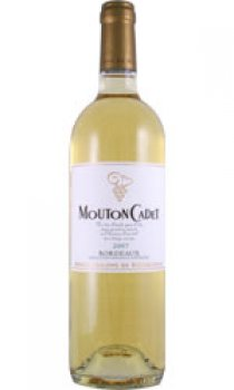 Rothschild - Mouton Cadet White 2012