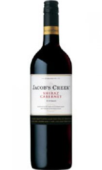 JACOBS CREEK - Shiraz Cabernet