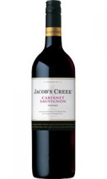 JACOBS CREEK - Cabernet Sauvignon 2007