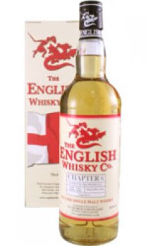 English Whisky Company - Chapter 6 Unpeated 3 Year Old Malt Batch No.2