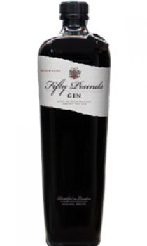 Fifty Pounds - Gin