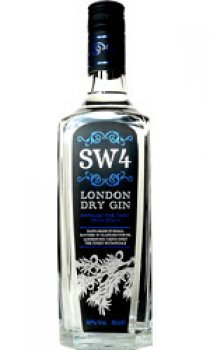 SW4 - London Dry Gin