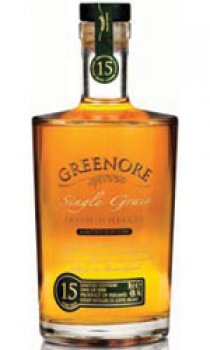 GREENORE - 15 Year Old Single Grain