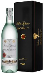 BACARDI - 1909 Superior Rum Limited Edition Bottle