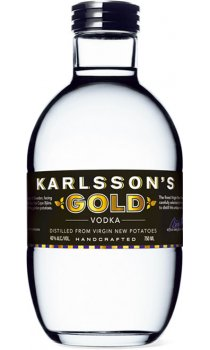 Karlssons - Gold Vodka