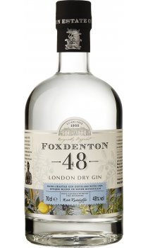 Foxdenton - London Dry Gin 48%