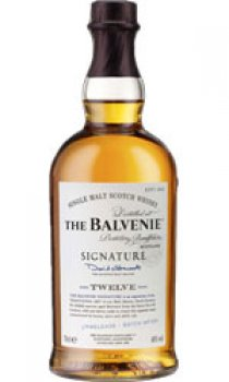 Balvenie - Signature 12 Year Old