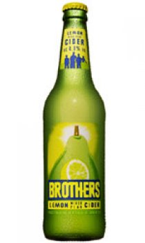 BROTHERS - Lemon Pear Cider