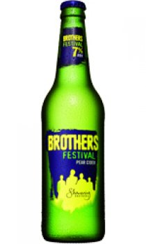 BROTHERS - Festival Pear Cider