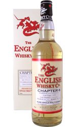 English Whisky Company - Chapter 6 Unpeated 3 Year Old Malt