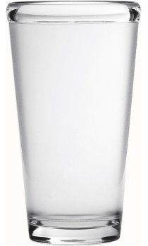Urban Bar - 16oz Perfect Fit Plastic Boston Glass
