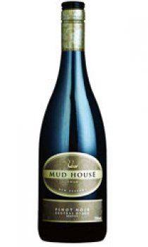MUD HOUSE - Central Otago Swan Reserve Pinot Noir 2008