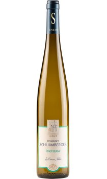 Domaines Schlumberger - Les Princes Abbes, Pinot Blanc 2015