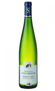 Domaines Schlumberger - Les Princes Abbes, Pinot Gris 2012