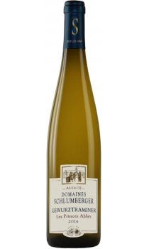 Domaines Schlumberger - Les Prince Abbes, Gewurztraminer 2013