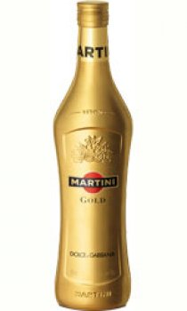 Martini - Gold by Dolce & Gabbana