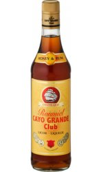 Cayo Grande Club - Ron Miel (Honey Rum)