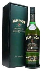 Jameson - 18 Year Old Limited Reserve