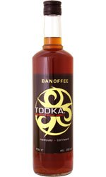 Todka - Banoffee Vodka
