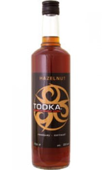 Todka - Hazelnut Vodka