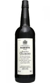 HARVEYS - Rich Old Oloroso VOS