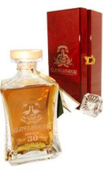 Glenglassaugh - Aged Over 30 Years