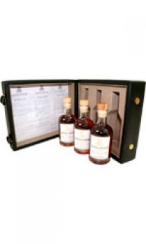 Glenglassaugh - Rare Cask Series Triple Pack