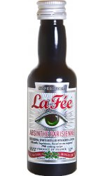 La Fee - Parisienne Miniature Absinthe