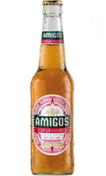 Amigos - Tequila Flavoured Beer