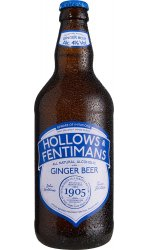 Fentimans & Hollows - All Natural Alcoholic Ginger Beer