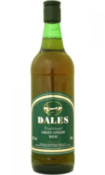 Dales - Traditional Green Ginger Wine