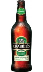 Crabbies - Cloudy Ginger Beer