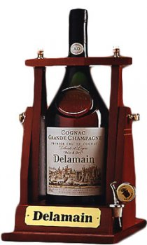 Delamain - Pale & Dry XO Double Magnum & Pouring Cradle