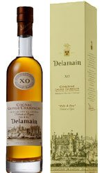 Delamain - Pale & Dry XO Quarter Bottle