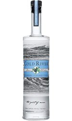 Cold River - Blueberry Vodka