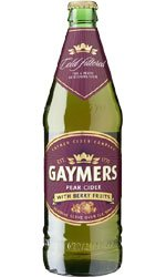 GAYMERS - Pear Cider with Berry Fruits