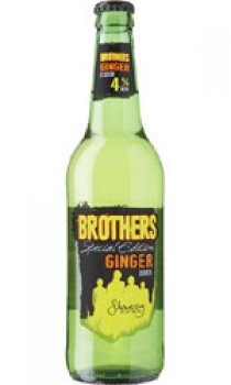 BROTHERS - Special Edition Ginger Cider