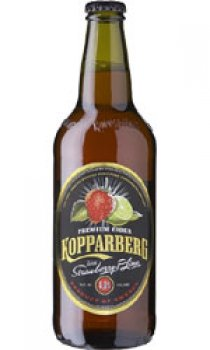 Kopparberg - Premium Cider with Strawberry & Lime
