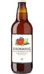 Rekorderlig - Strawberry & Lime Premium Cider