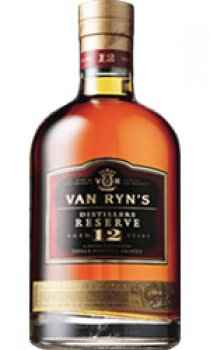 Van Ryn - 12 Year Old Distillers Reserve